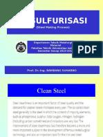 8- Desulsurisasi and de P