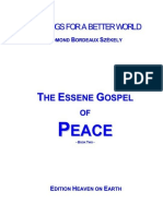 Edmond Szekely - The Essene Gospel of Peace 2