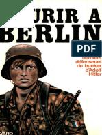 Mabire Jean - Mourir à Berlin