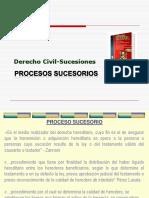 Procesos sucesorios