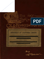 The Art of the Old English Potter-1886
