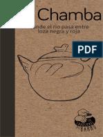 Los Cuadernos Del Barro. La Chamba