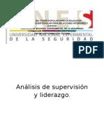 Análisis de Supervisión y Liderazgo.2