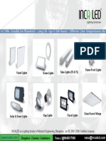 Inca Led- Product Slide