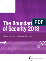 The boundaries of security
