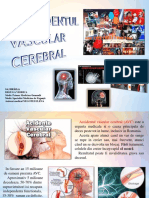 Accidentul Vascular Cerebral.....