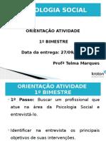 PSICOLOGIA SOCIALAtividade.pptx