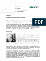 Conceptos Fundamentales de Piaget