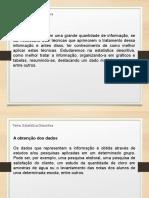 1. Estatística Descritiva - Slide