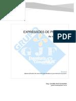 Grupo GJF - Expressões de Projetos
