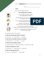 Worksheets Euphemism And Doublespeak Worksheet Answers euphemism and doublespeak worksheet 244249161 elementary tests