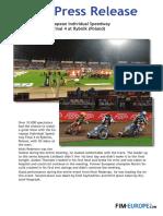 PR 248 2016 European Speedway in Poland