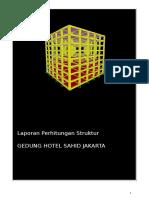Laporan Perhitungan Struktur Royal Betawi Tower Tangerang 20 Sept 2014 _dafit