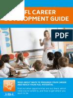 Guide to Tefl Career Development
