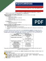 Taquicardias de Complejo QRS Estrecho - Regulares