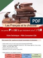 Les Francais Et Le Chocolat