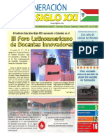 Periodico GeneracionSigloXXI_2010