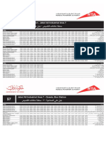 97 — Al Qusais Bus Station to Jebel Ali Industrial Area 7 Dubai Bus Service Timetable