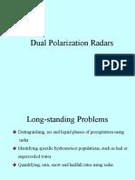 Polarimetric Radar Bob