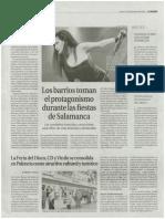 La Razón 5 de septiembre. III Feria del Disco de Palencia.