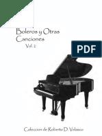 Boleros Y Otras Canciones, Vol. 2.pdf