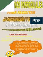 Presentación Carta a Los Cristianos[1]