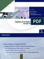 A320 - PTU Logic