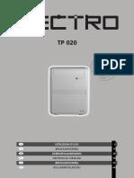 Handleiding Airco