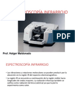 ESPECTROSCOPÍA INFRARROJO modificado