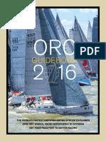 ORC Guidebook 2016