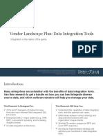 1 2054 Data Integration Vendor Landscape Ar en US