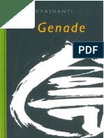 Adyashanti - Genade