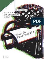 Caderno de Programacao 2016 abralic