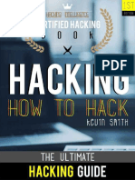 Hacking the Ultimate Hacking for Beginners