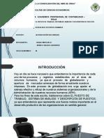 El Puesto  de Trabajo. Sistema  de Analisis y Descripcion de Puestos.pptx