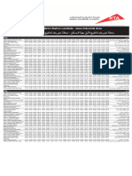 F25 — FGB Metro Station to Al Qouz Lndl Area 3&4 Dubai Bus Service Timetable