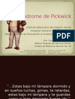 Síndrome de Pickwick