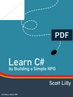 Learn c Sharp Rpg