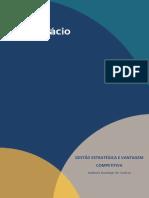 Apostila - Gestão Estratégica e Vantagem Competitiva