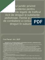 Cadrul juridic privind raspunderea pentru infracțiunile legate.pptx