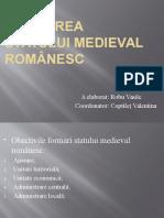 Formarea statului medieval românesc.pptx