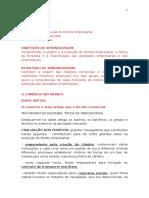 Aula 01 - Evolução Histórica Do Direito Empresarial