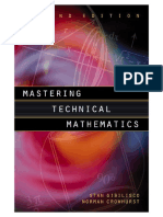 Mastering Technical Mathematics.pdf