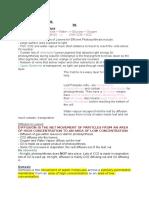 B4B5B6 Biology - Notes