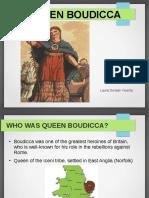 Powerpoint Queen Boudicca
