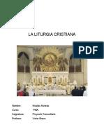 LA LITURGÍA CRISTIANA