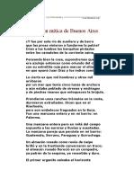 Fundación Mítica de Buenos Aires