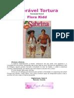 Flora Kidd - Adorável Tortura (Sabrina Edição de Natal 02)-1