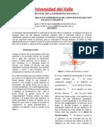 Informe Laboratorio Coeficiente de Fricción