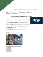 2ª prova de portugues do 9º ano.docx